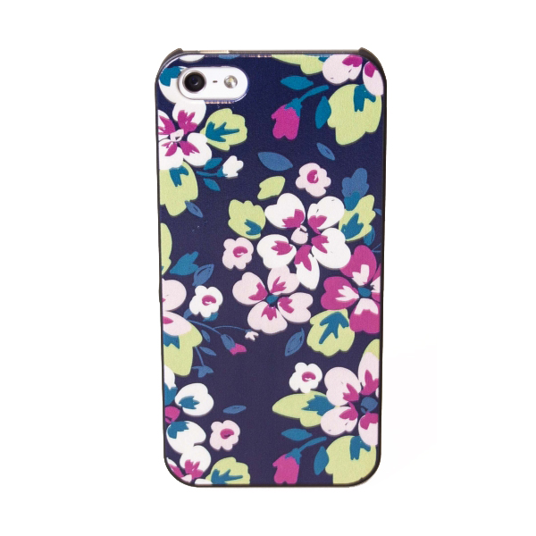 Image of   Cover med blomster iPhone 4/4s