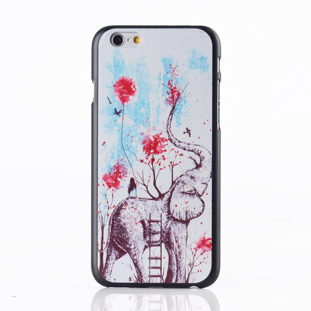 Image of   cover med elefant iPhone 5/5s