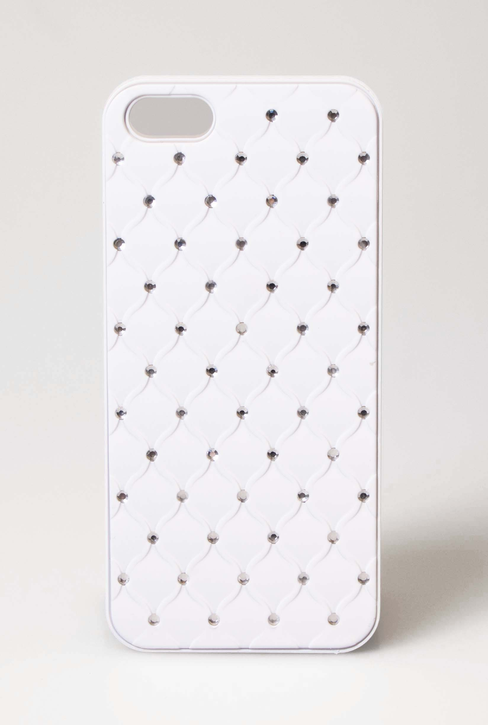 Image of   Cover med diamantmønster til iPhone iPhone 5/5s Pink