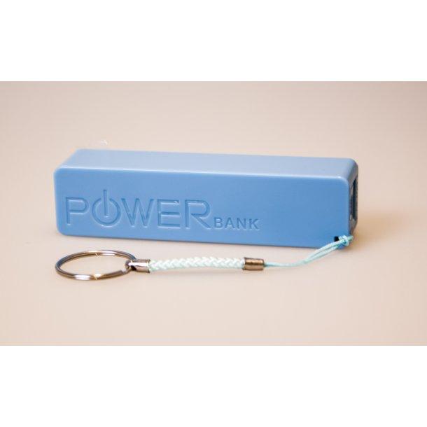 Power Bank 2600 mAh med Samsung Batteri