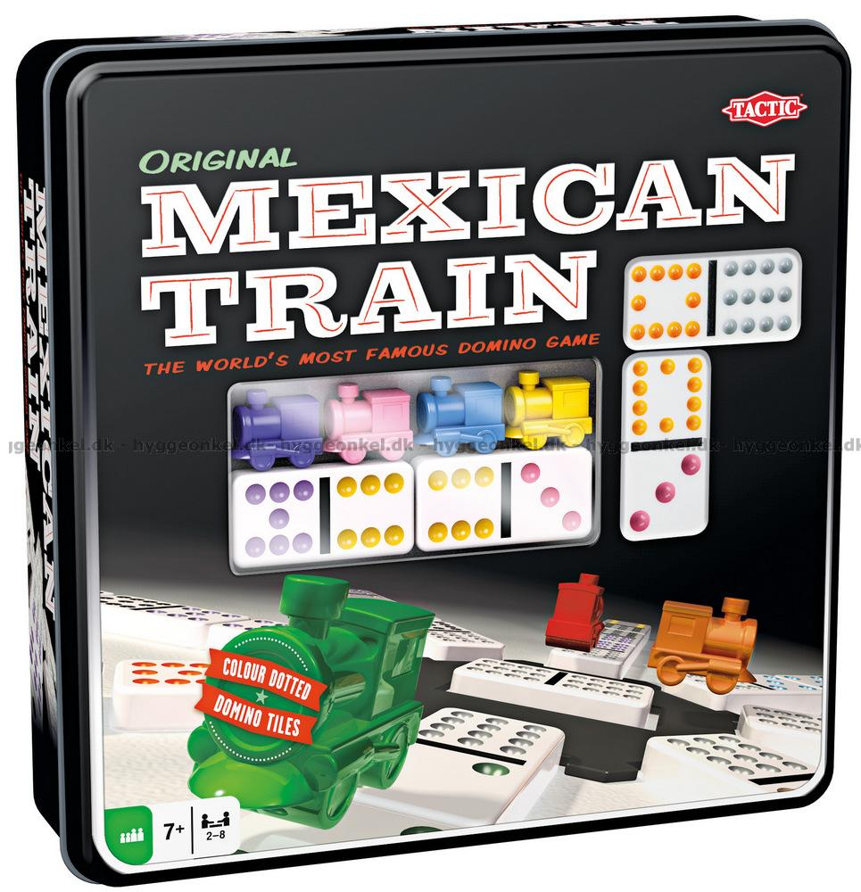Image of   Mexican Train spil