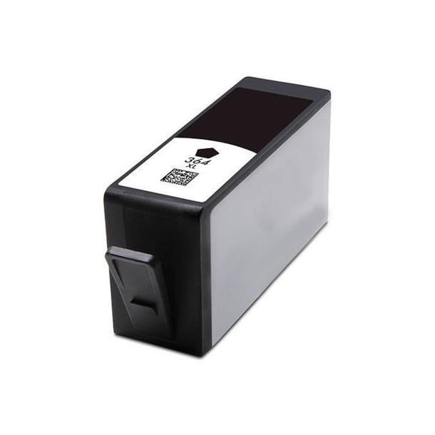 HP 364 XL BK (CB321EE) sort blækpatron 24 ml