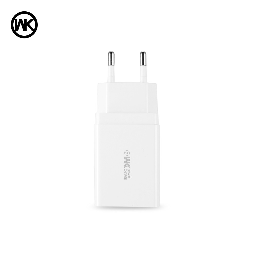 Image of   3.0A Quick Charger m. QC3.0, 1 smart USB