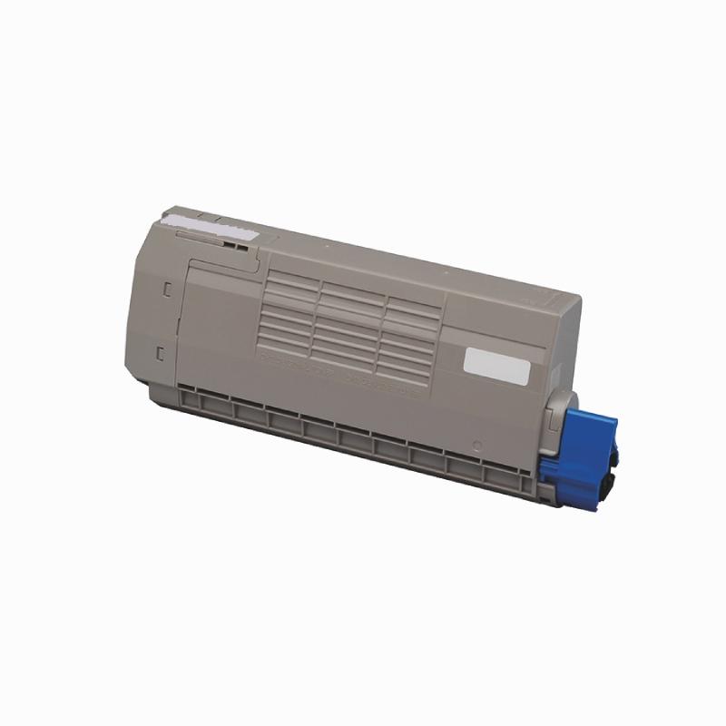 OKI C710/C711C (44318607) Lasertoner, Cyan, Kompatibel, 11500 sider