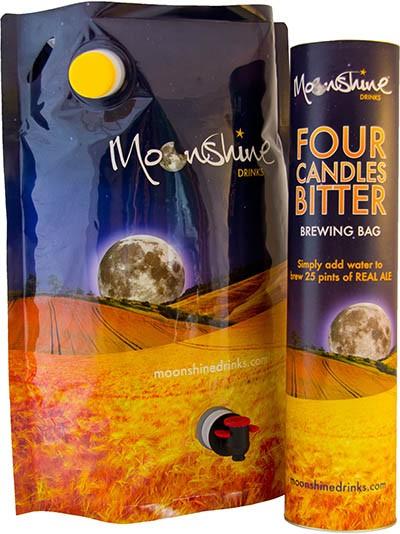 Image of   Bryg-selv øl kit - Moonshine Drinks