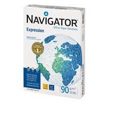 Navigator Expression, Dobbeltsidet brug, A4 90 g 500 ark