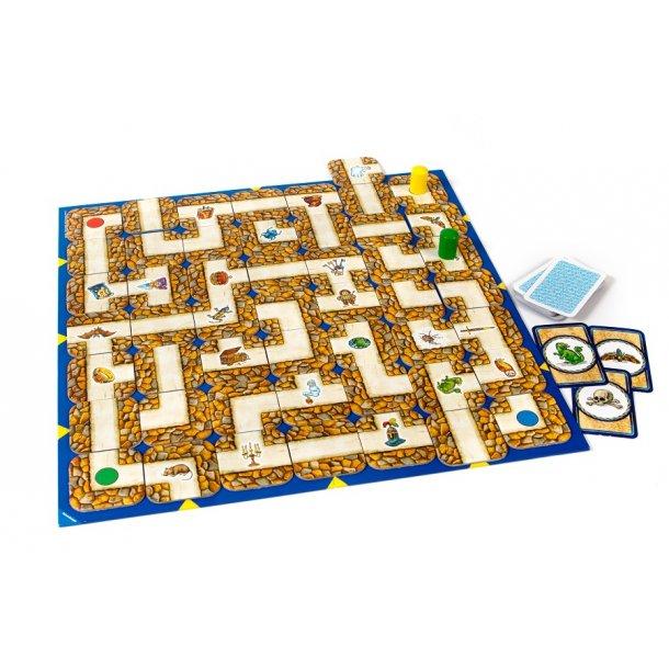Den Fortryllede Labyrint