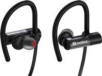 Image of   Sandberg Vandtætte Bluetooth-øretelefoner, sort