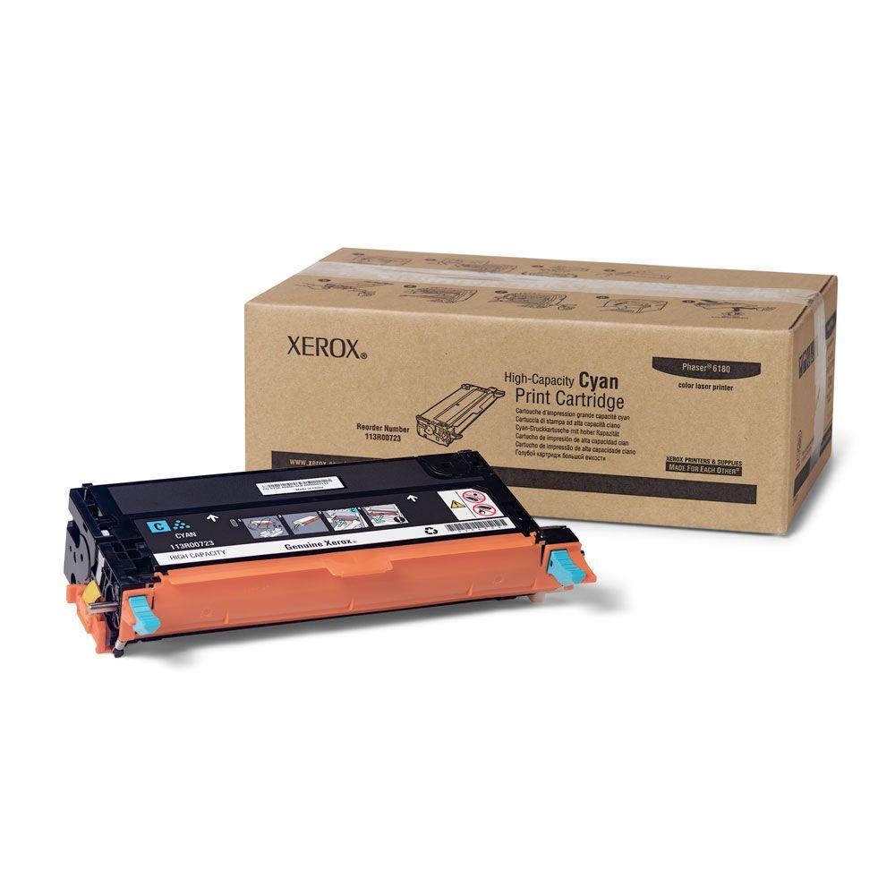 Xerox Phaser 6180MFP C Original Toner (6000 sidor)
