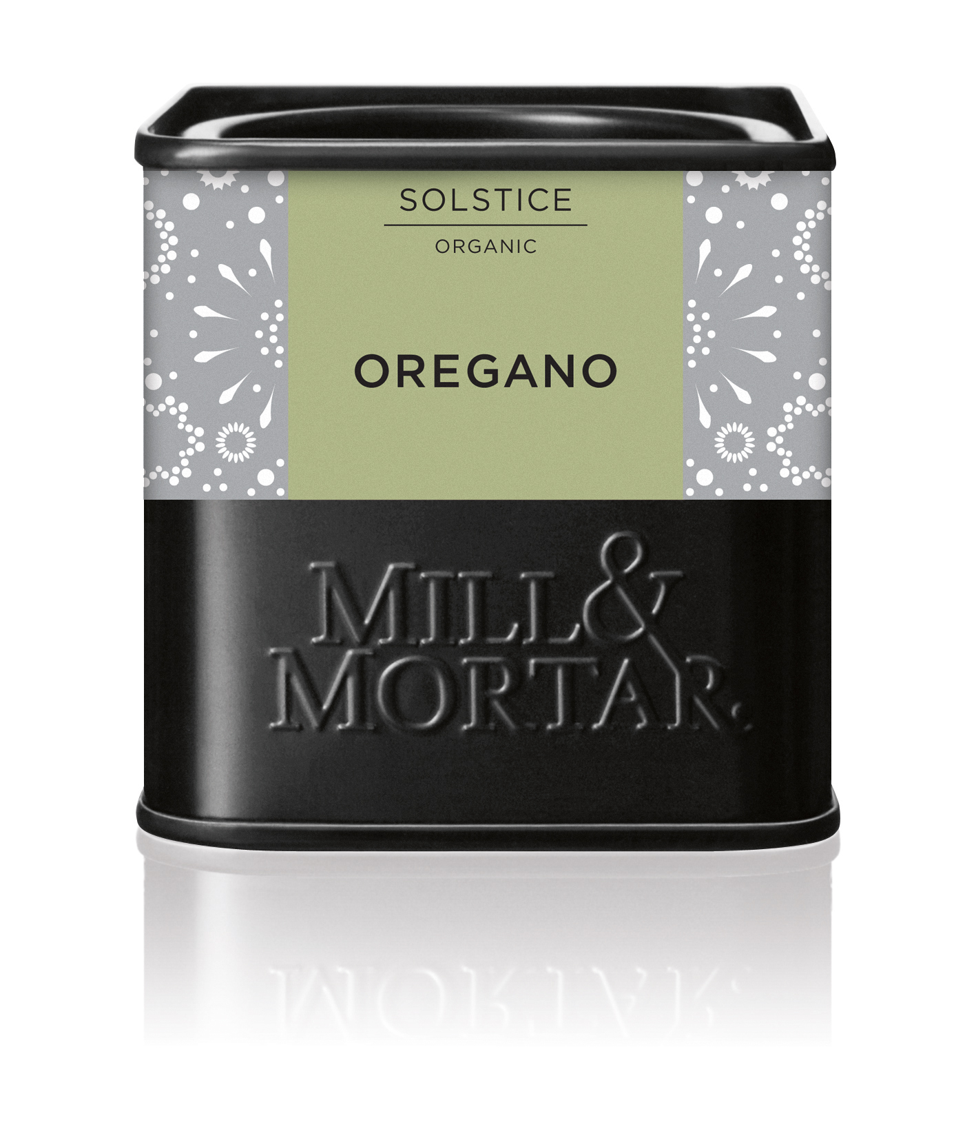 Mill & Mortar Oregano skåret ØKO 16 g