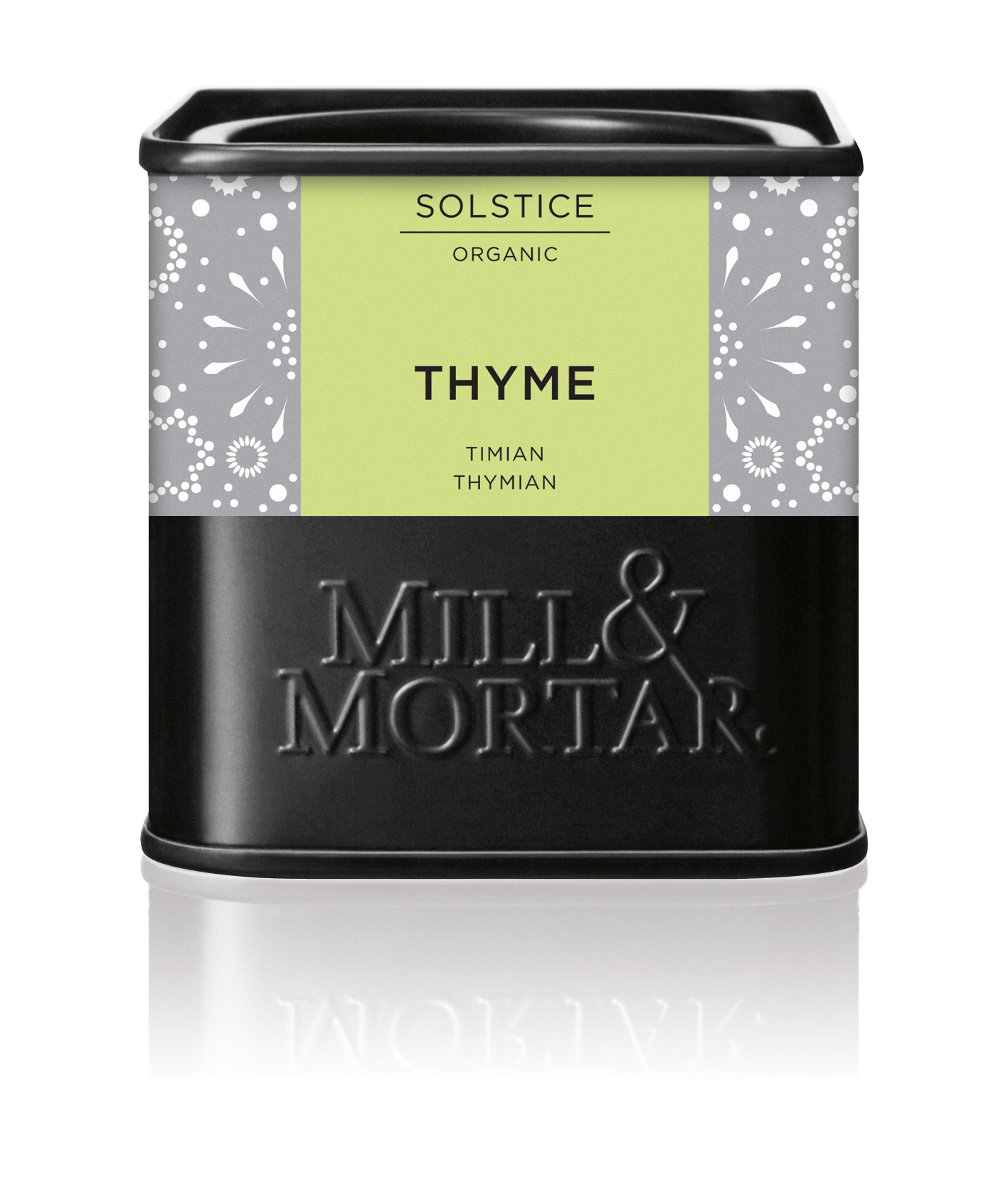 Mill & Mortar Timian skåret ØKO 25 g