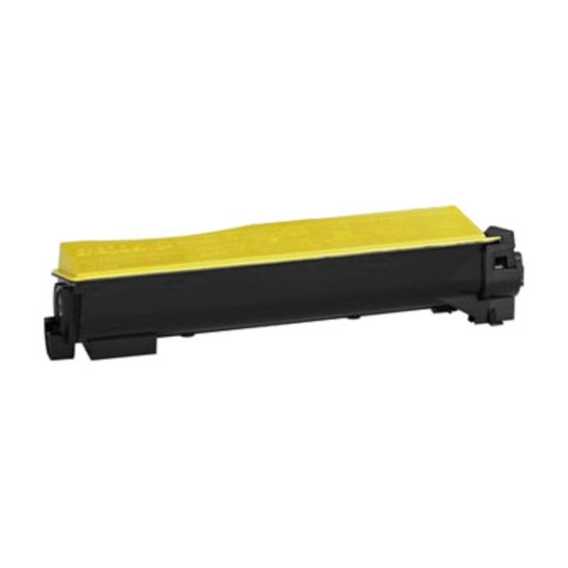Kyocera TK540 Y Lasertoner, Gul, Kompatibel (4000 sider)