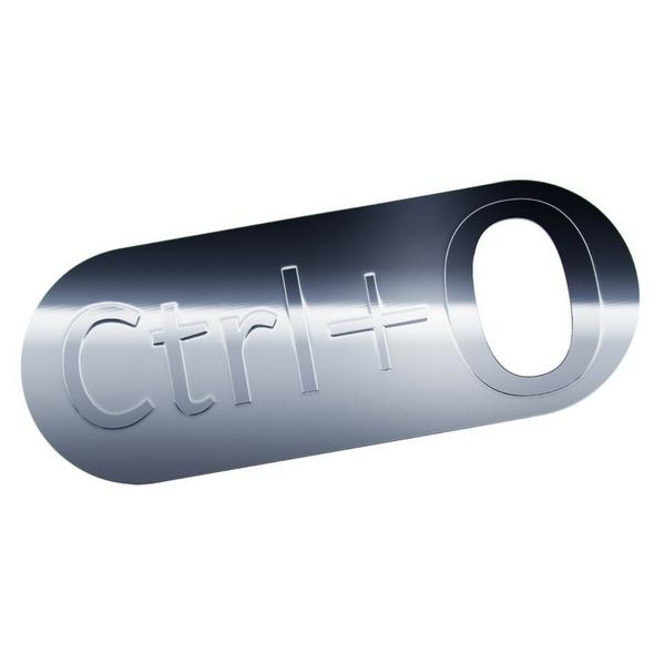Image of   CTRL+O oplukker