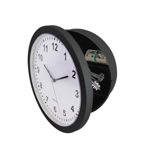 Image of   Clock Safe - Ur med hemmeligt rum