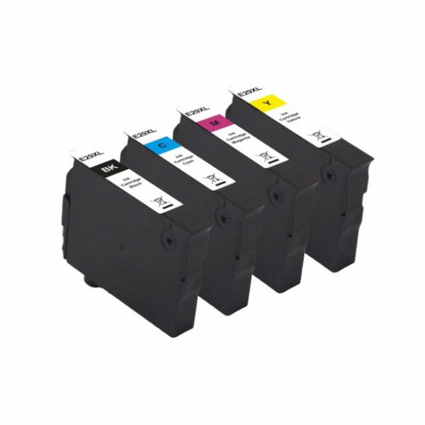 Image of   Epson 29 XL Multipack (C13T29864010) kompatibel blækpatron 14 stk (217 ml)