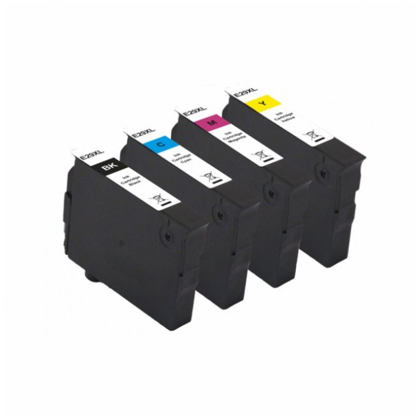 Epson 29 XL combo pack 4 stk – C13T29864010 – C/M/Y/K 61 ml