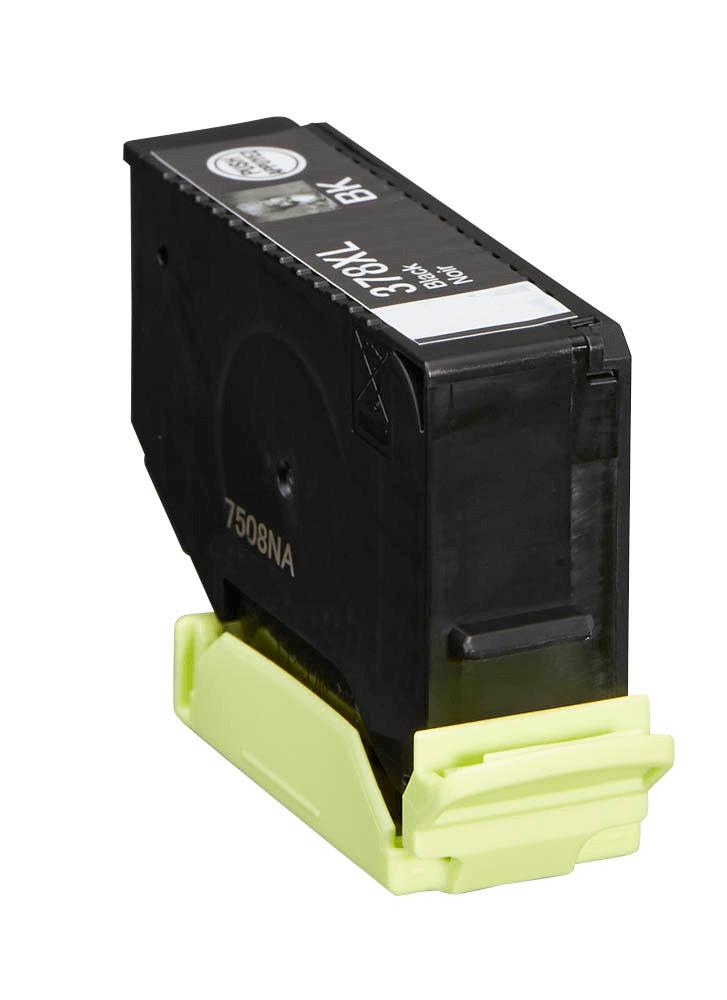 Image of   Epson 378XL sort blækpatron 13,2ml kompatibel C13T37914010