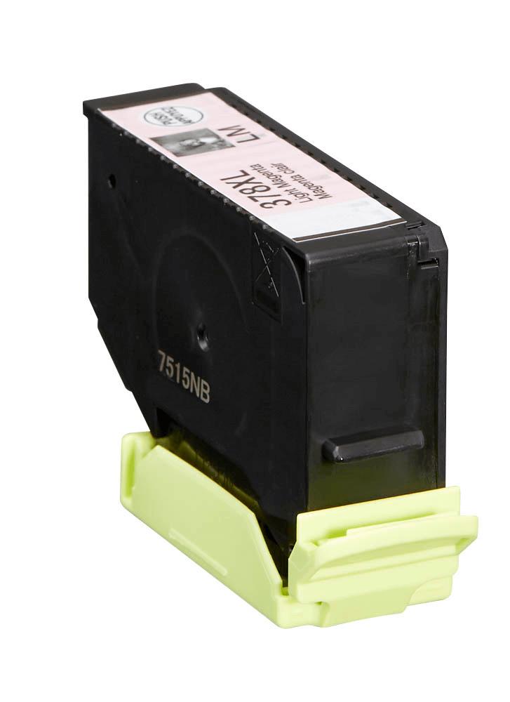 Image of   Epson 378XL lys magenta blækpatron 13,2ml kompatibel C13T37964010