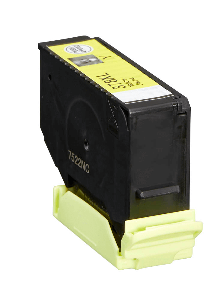 Image of   Epson 378XL gul blækpatron 13,2ml kompatibel C13T37944010