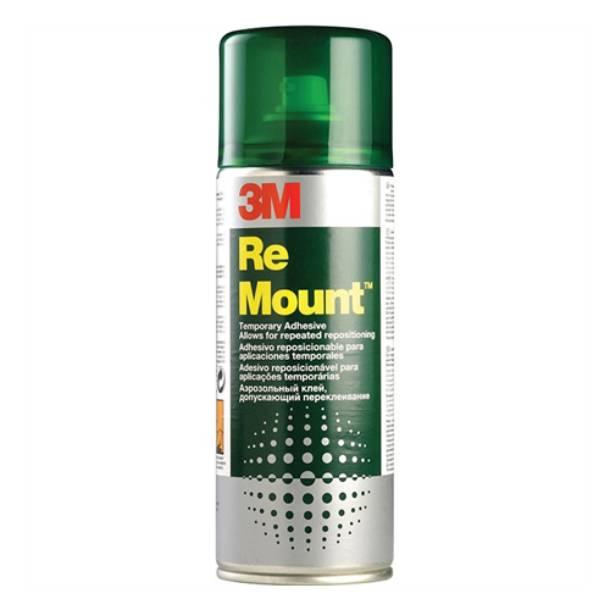 Image of   3M Display Mount spraylim, Dækker op til 10m2.