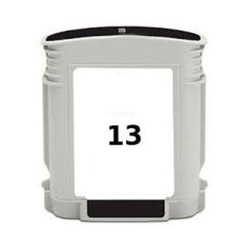 HP 13 BK- C4814A Kompatibel - Sort 21 ml