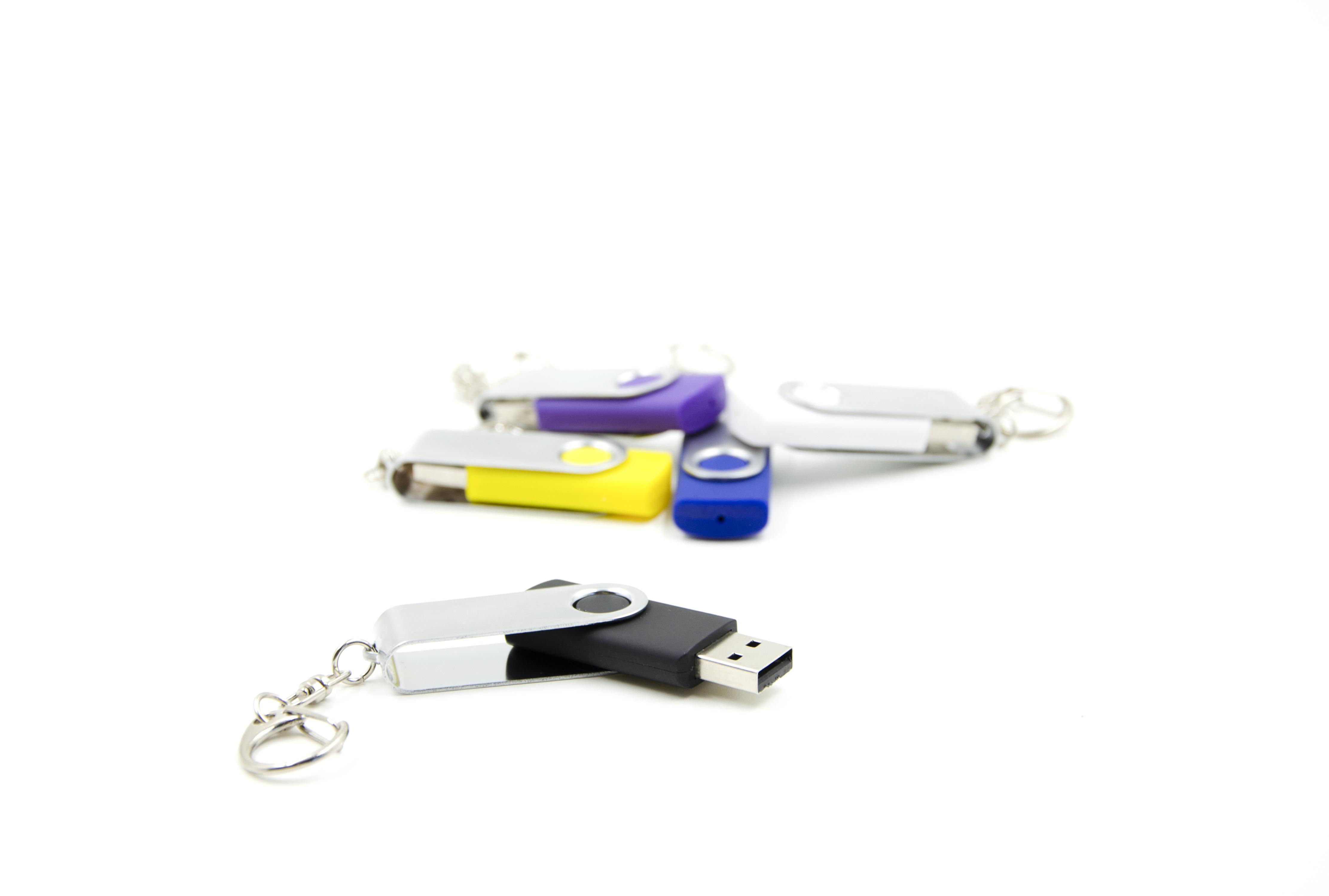 39.95 USB stik 2 GB 2.0 (Svart) Svart