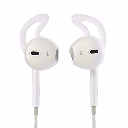 Billede af SERO Silikone cover til in-ear-pods og -høretelefoner Airpods Hvid