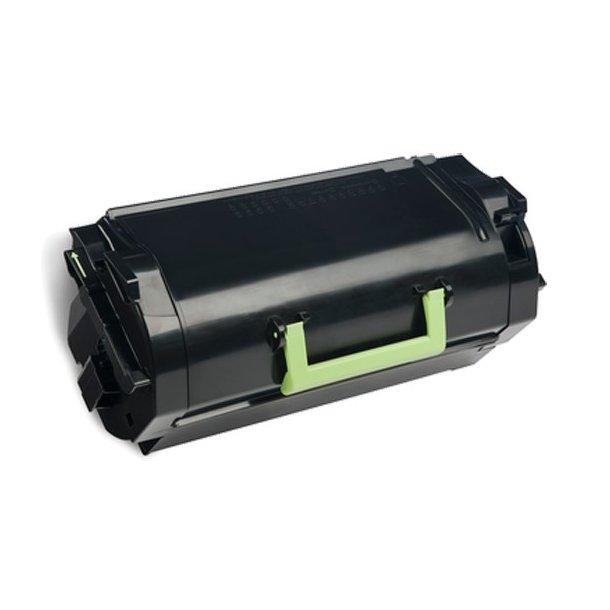 Lexmark 522XL BK Lasertoner – 52D2X0L Sort 45000 sider
