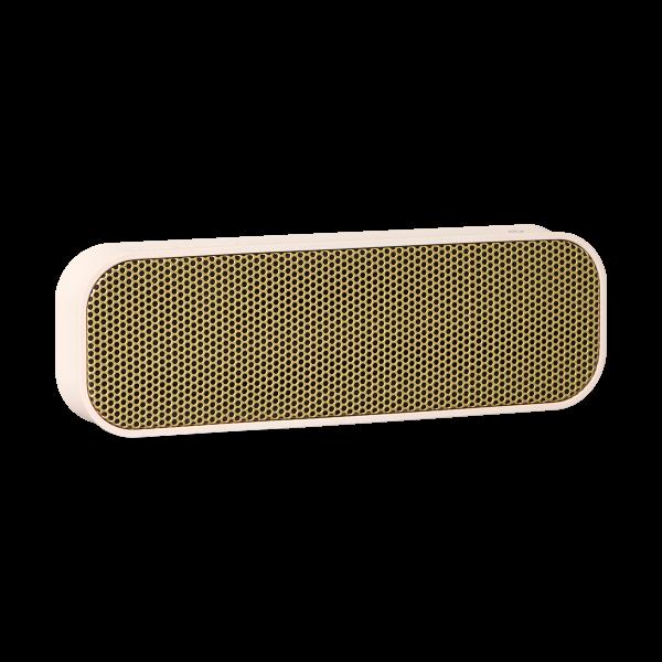 Kreafunk aGROOVE, m. guld front, Bluetooth 3.0. flera färger Dusty pink