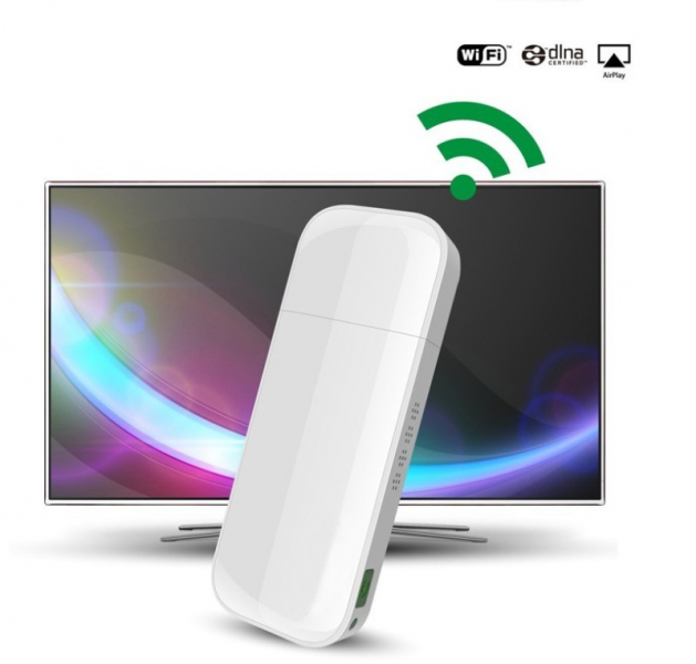 Image of   iPush - HDMI-dongle til iOS, Airplay og Android