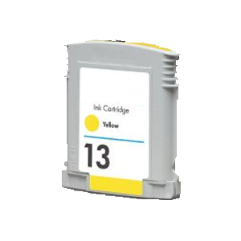HP 13 Y - C4817A Kompatibel - Gul 21 ml