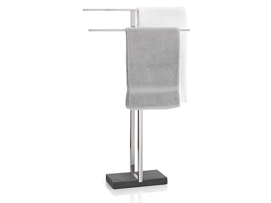 Håndklædestativ Blomus Menoto (Børstet Stål)
