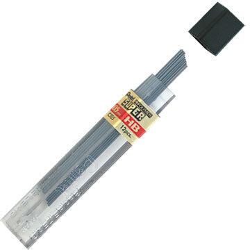 Pentel Super Stifter, á 12 el. 15 stk HB - 0,9 mm