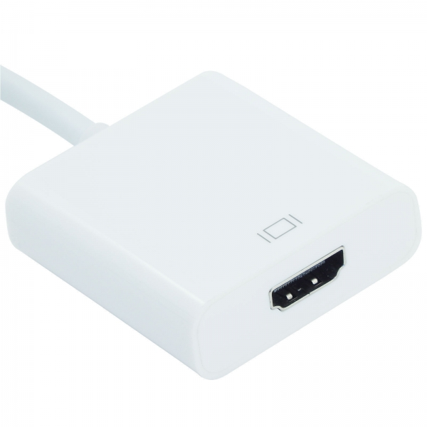 Image of   Apple Dock Connector to HDMI Adapterkabel, til iPhone 4/4s, iPad 1/2/3, iPod Touch 4G