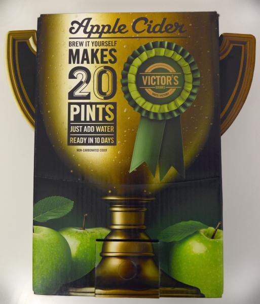 Image of   Bryg-selv Cider Kit