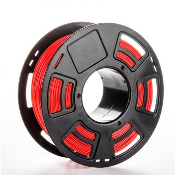 Image of   PLA filament til 3D printer, 1 kg, 1,75 mm. Rød