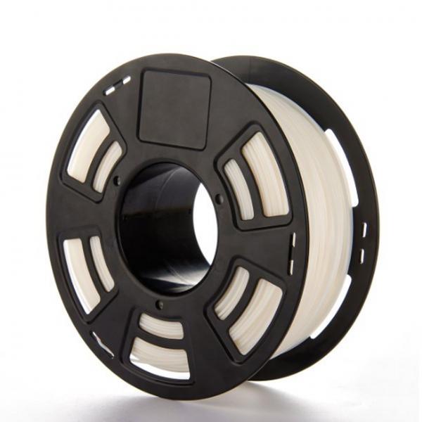 Image of   PLA filament til 3D printer, 1 kg, 1,75 mm. Hvid