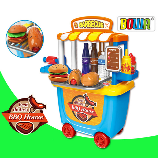 Image of   BBQ House Mini
