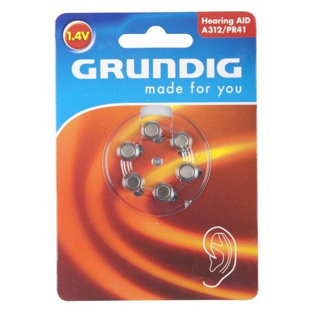 batterier till hörapparater