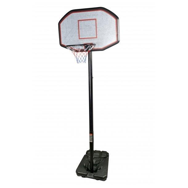Basketball set, flyttbar, Stor