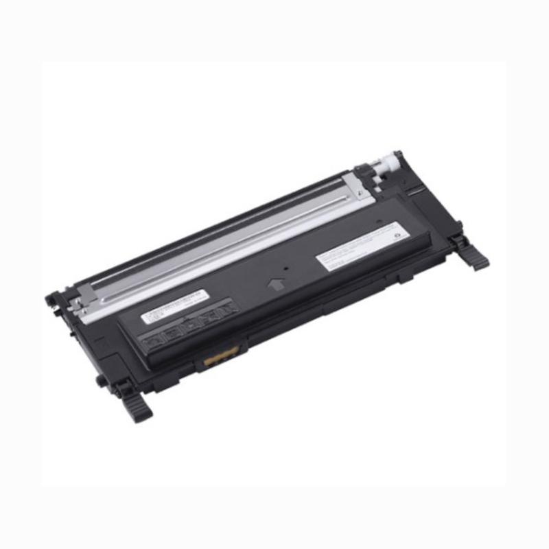 Dell 1230 / 1235 BK (593-10493) Lasertoner - Kompatibel - sort 1500 sider
