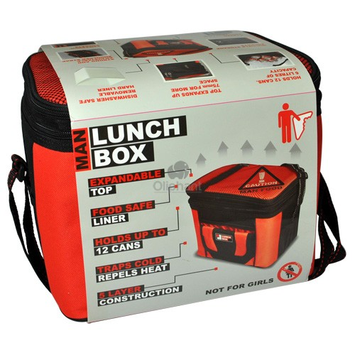 Image of   Lunch Box, Køletaske / madkasse