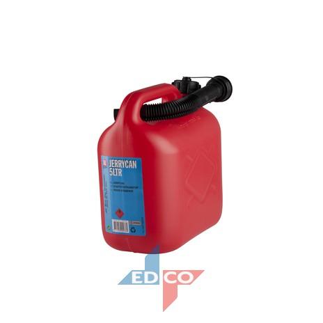 Image of   Benzindunk 5 L, rød