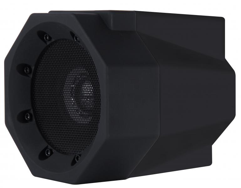 Image of   Boombox - højttaler uden ledninger - Touch Speaker Hvid
