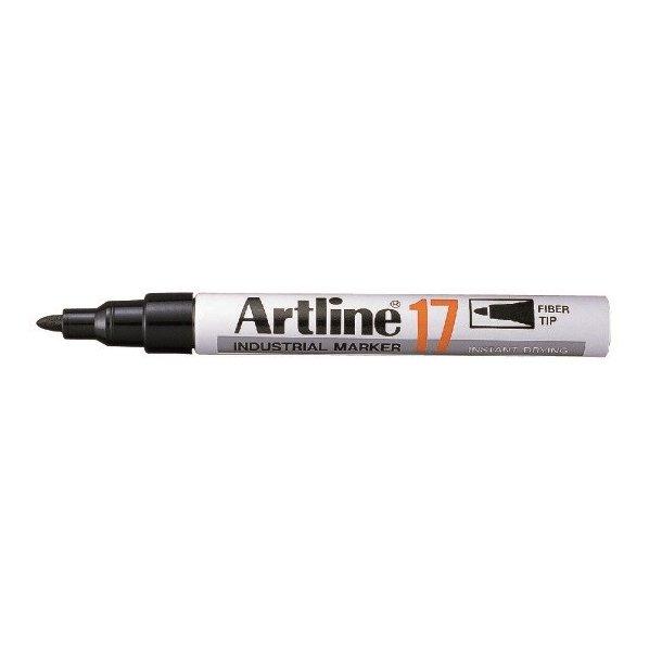 Artline Marker 17 Industri 1,5 svart, 12 st