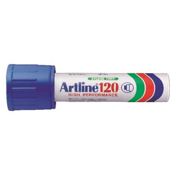 Artline Marker 120 20,0 blå, 6 st