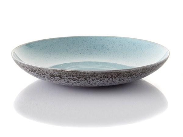 Image of   BITZ Fad Dia. 40 cm grå/lysblå