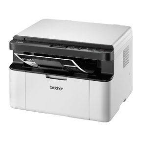 Image of   Brother DCP 1610W mono laser wireless printer