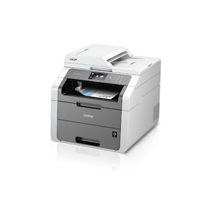 Image of   Brother DCP 9020CDW Colour LED 3-in-1 Duplex, wireless printer