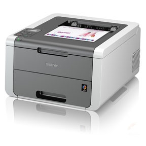 Image of   Brother HL-3140CW Colour LEDprinter Wireless